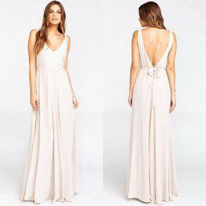 Show Me Your Mumu Jenn Maxi/Bridesmaid Dress Large